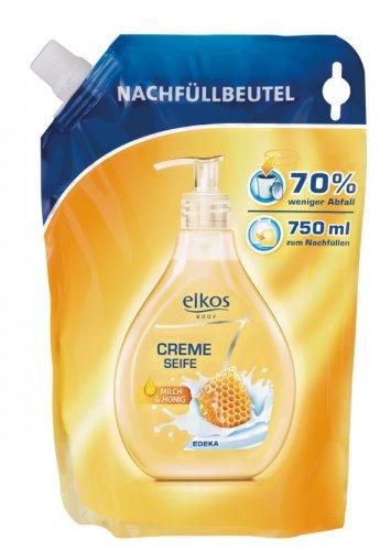 Seife Elkos Milch & Honig 1x750ml NF