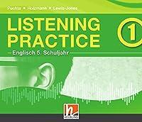Listening Practice 1. Audio-CDs: Englisch Klasse 5. Ausgabe Deutschland