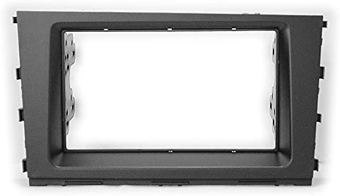 Carav 11-623 Car Stereo Radio installation frame Double Din D in Max 79% OFF Ranking TOP2