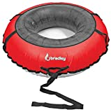 """Bradley Multi-Rider Snow Tube with 60"""" Red Cover 