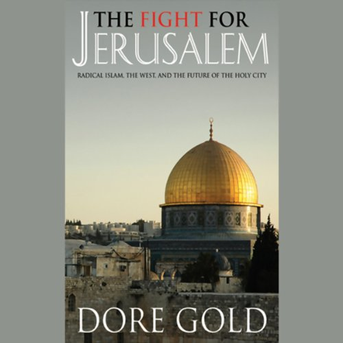 The Fight for Jerusalem cover art