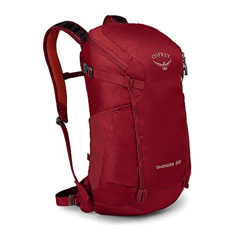 Osprey Skarab 22 Men's Hiking Pack - Mystic Red (O/S)