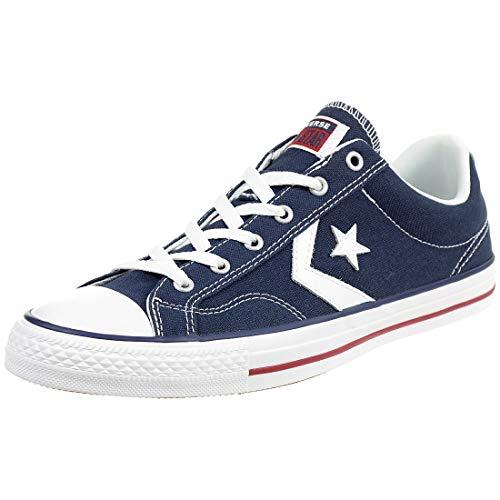 Converse Star Player, Zapatillas de Baloncesto para Hombre, Azul, 44.5 EU