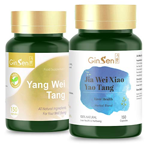 Indigestion and Reflux Kit Helps with Stomach Acid Reflux, Anxiety, Eating Disorder, Stomach Pain, Discomfort or Fullness, Natural Herbal Supplement, Chinese Medicine, Made in UK