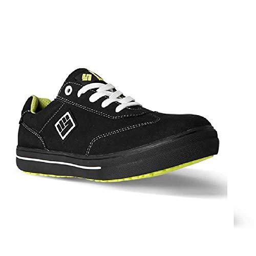 2work4 Sicherheitsschuh Penguin Halbschuh S3 Sneaker (44)