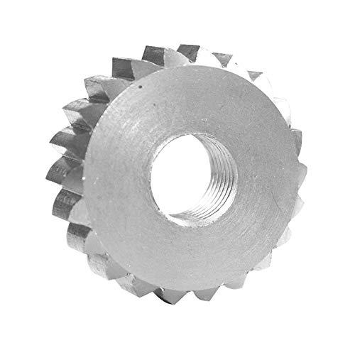 Westmark Rotella per macchina apriscatole Sieger Clou 30/40/50, argento, acciaio inox, 19962280