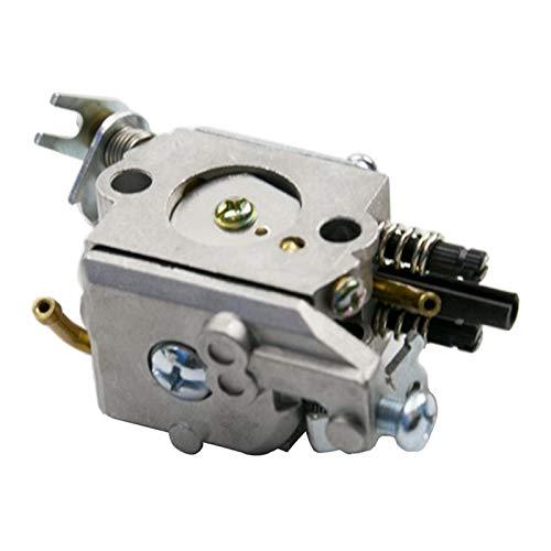 Baoblaze 1pcs carburador de Plata de Accesorio para Husqvarna 123, 223, 323, 325, 326, 327
