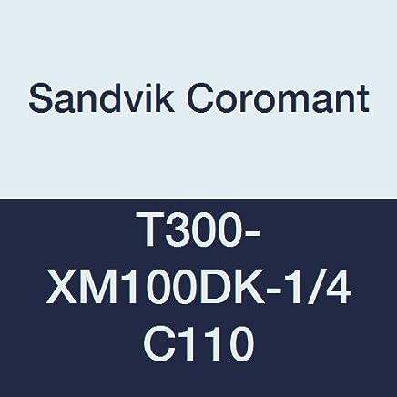 Sandvik CGoldmant t300-xm100dk-1 4 C110 C110 C110 cGoldtap 300-Einschnittgewindebohrer mit Spirale Flöten B013P2QHCE | Elegant Und Würdevoll  d21d9c