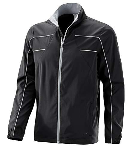 Michaelax-Fashion-Trade - Veste de Sport - Uni - Homme - Noir - 1 Mois