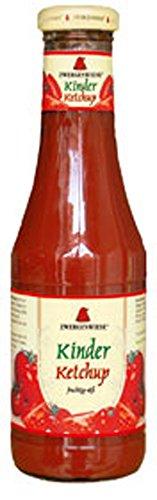 6er-VE Kinder Ketchup 500ml Zwergenwiese