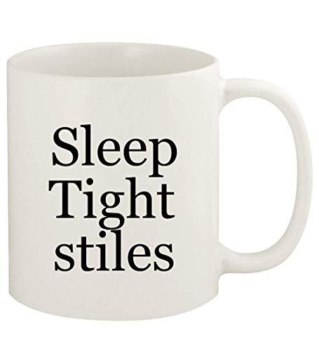 #stiles - 11oz Hashtag Ceramic White Coffee Mug Cup, White