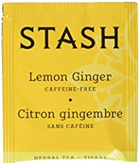 GROUNDING AND UPLIFTING: This rejuvenating herbal tisane combines earthy, soothing ginger with citrus-y lemongrass for a classic herbal tea flavor. It's just the caffeine-free pick-me-up you've been looking for, without the jitter and crash of coffee...