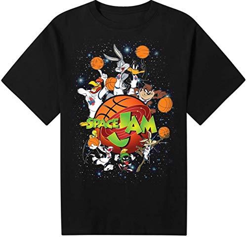 SPACE JAM - Logo - Camiseta oficial para hombre