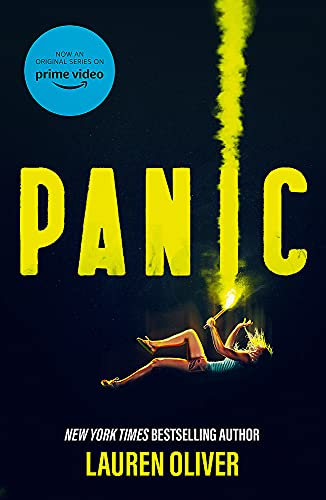 Panic. TV Tie-In: Soon to be a major Amazon Prime TV series