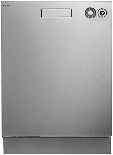 Asko–D 54364I S lavavajilla sottopiano a integrado acabado inoxidable de 82cm