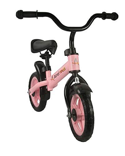 Airel Bicicleta Equilibrio para Niños |Bicicleta Sin Pedales Infantil | Bicicleta Sin Pedales | Correpasillos | De 3 a 5 años