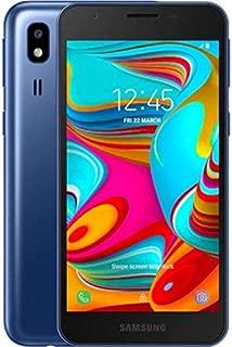 Samsung A260F Smartphone mavi