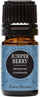 Edens Garden Juniper Berry Essential Oil, 100% Pure Therapeutic Grade (Inflammation & Pain) 5 ml