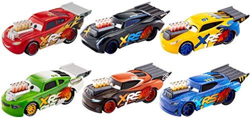 Cars Diecast Voertuig Racing-GFV33 XRS Drag Racing Asst-GFV33, GFV33