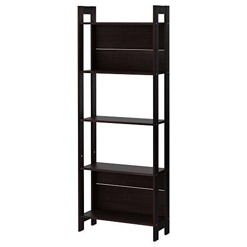 IKEA(イケア) LAIVA 20178592 書棚, ブラックブラウン