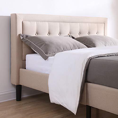Classic Brands Mornington Upholstered Platform Bed