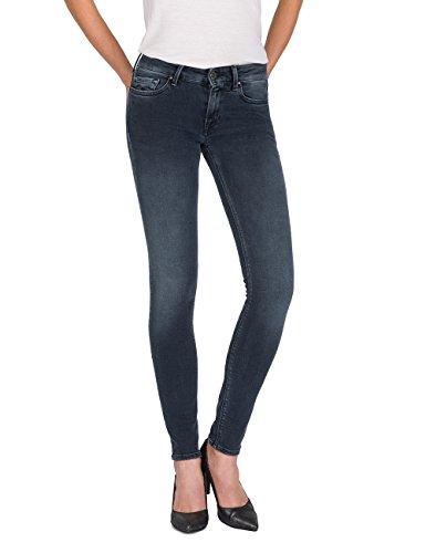 Replay Damen LUZ Skinny Jeans, Grey 9, 26W / 32L
