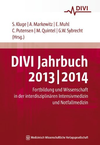 DIVI Jahrbuch 2013/2014 by Unknown(2015-04)