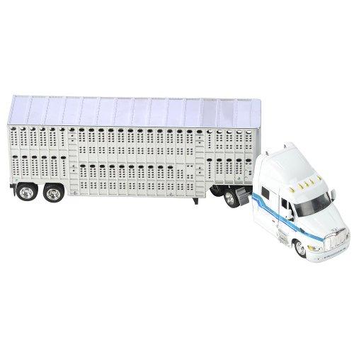 Peterbilt 387 Truck / Viehtransporter 1:43 NewRay