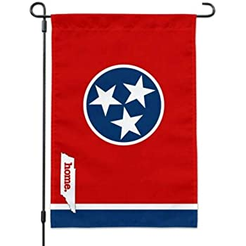 """12x18 12/""""x18/"""" State of Tennessee Sleeve Flag Boat Car Garden"""
