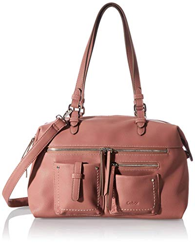 Gabor Damen Leonie Bowling Bag, Old Rose, M