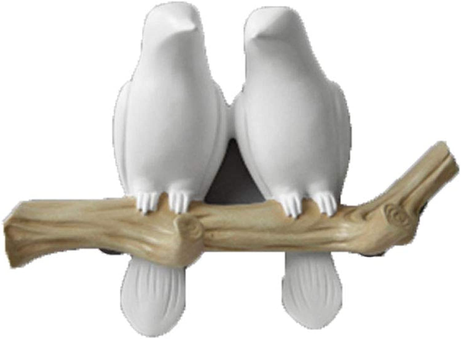 American Bird Hook Wall Coat Rack Wall Decoration Key Holder (Size   20cm)