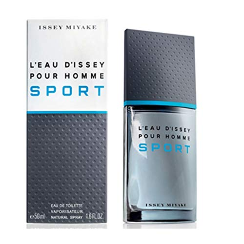 Issey Miyake L'Eau dIssey Pour Homme Sport EDT spray - 50mililitr/1.6ounce