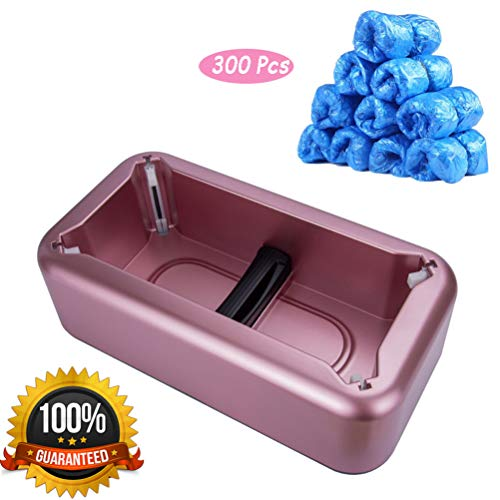 Shoe Cover Machine For Home Automatische Shoe Cover Dispenser met Wegwerp Plastic Boot & Shoe Cover, Perfect voor Home, Shop en Medical Office,A