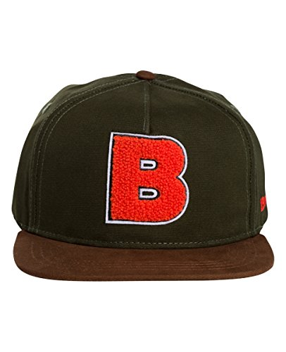 Bench Bamw002354 Canvas B cap Berretto da Baseball, Verde (Kombu Green Kh11469), Taglia Unica Uomo