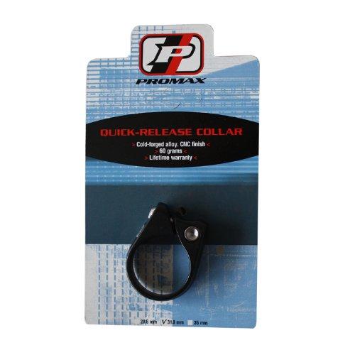 Promax collier de serrage de selle sattelstützenklemme 31,8 mm-neuves