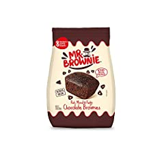 RICH & MOIST - Baked with only premium, deluxe ingredients, our chocolate brownie snacks are as soft and fudgy as could possibly be. Each piece is definitely a treat you will never forget CONVENIENT PACKAGING - Our individually wrapped soft brownies ...