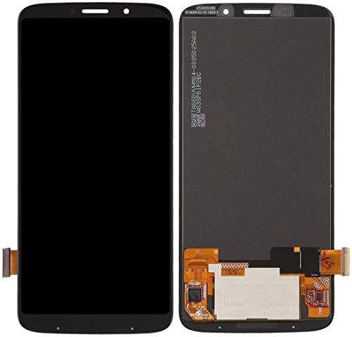 Flügel per Motorola Moto Z3 Play XT1929-1 XT1929-6 XT1929-6M XT1929-8 XT1929-15 XT1929-17 6.01'' Schermo Display LCD Display Nero Touch Screen Digitizer (Senza Frame) di Ricambio e Strumenti Gratuiti
