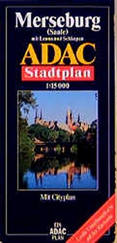 ADAC Stadtpläne, Merseburg