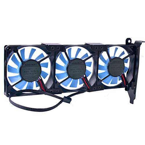 gtx 1060 Best choice DIY cooling Computer cooler graphics card universal pci cooler super silent pci cooling fan