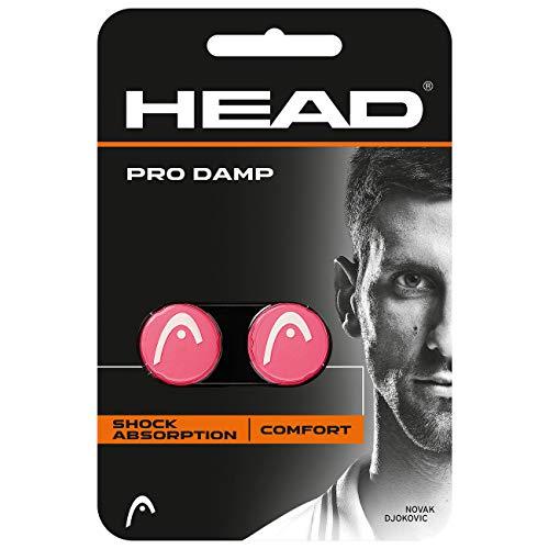 HEAD Unisex-Erwachsene Pro Damp Tennis Dämpfer, pink, Einheitsgröße