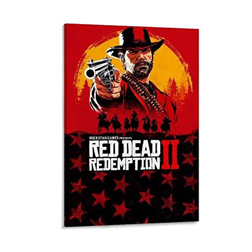 Póster de Red Dead Redemption 2 Xbox de 60 x 90 cm