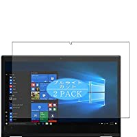 2枚 VacFun ブルーライトカット フィルム , Lenovo ThinkPad X380 Yoga 2018年2月モデル レノボ 13.3インチ 向けの ブルーライトカットフィルム 保護フィルム 液晶保護フィルム(非 ガラスフィルム 強化ガラス ガラス ) ニュー