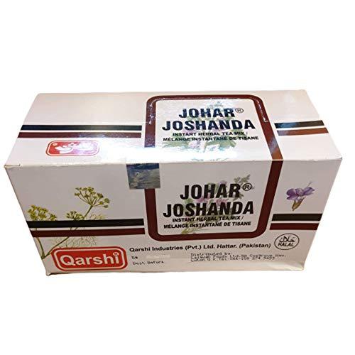 Qarshi Johar Jashanda Herbal Tea - Pack of 30 Sachets