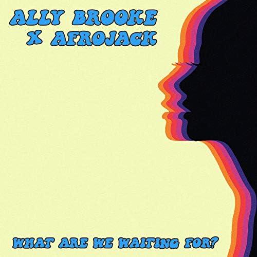 Ally Brooke, Afrojack