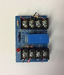 Altronix Rb5 Relay Module Open-12V