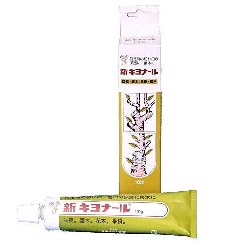 Japan Bonsai-Wundpaste von Kaneshin 100 gr, Kiyonaru 61044