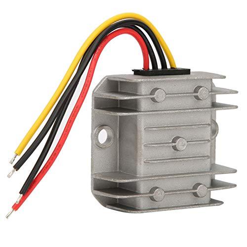 Convertisseur de Puissance convertisseur de Puissance régulateur métal Durable 12V à 48V convertisseur de Puissance onduleur Technologie de stabilisation de Tension synchrone pour autoradio