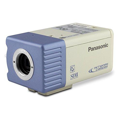 Panasonic WV-NP472 - Cámara de vigilancia (0,8 LX, CCD, 25,4/3 mm (1/3