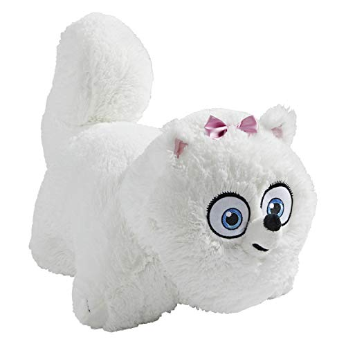 "Pillow Pets NBC Universal Secret Life of Pets 2, Gidget, 16"" Stuffed Animal Plush Toy"