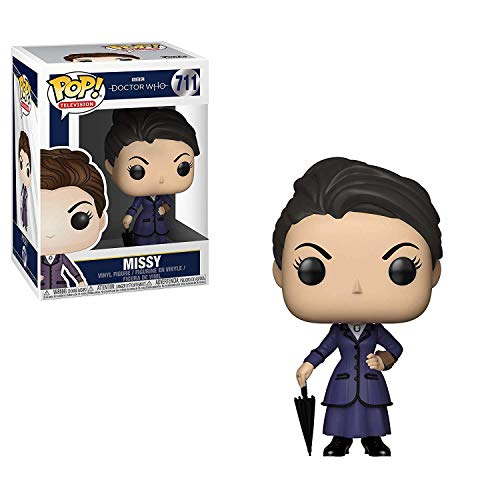 POP DR WHO Missy Vinyl Figure